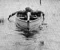 Poole vessels: Mounted punt gun