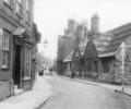 Church Street, St George's Almshouses