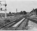 Broadstone Junction and signals