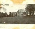 Brownsea Castle postcard