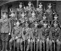 Soldiers at Tidworth Army Camp