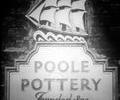 Poole Pottery plaque