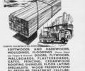 Advert for Sherry & Haycock Ltd.