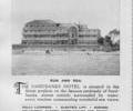 Advert for Sandbanks Hotel.