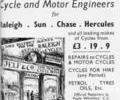 Advert for Jelf & Co.