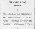 Advert for Denby Lodge.