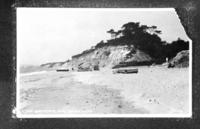 Boats on the Beach at Branksome Chine.jpg