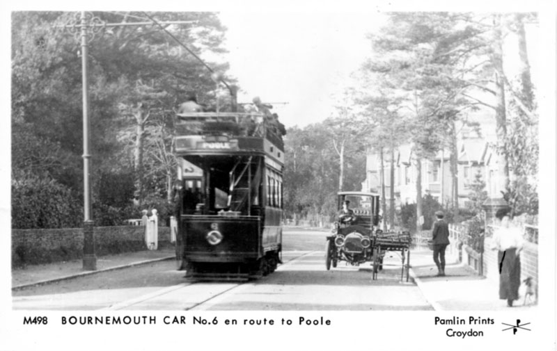 Bournemouth Car no 6 en route to Poole.jpg