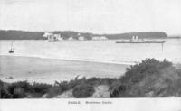 Brownsea and Paddle Steamer from Sandbanks.jpg